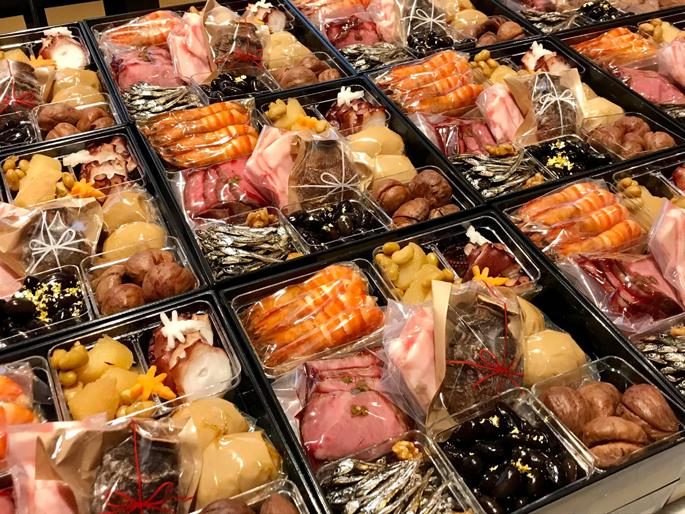 泉橋酒造 蔵元佳肴のお節料理3